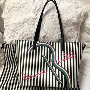 *Rare* Henri Bendel About Town Tote